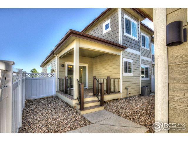 4862 Brookfield Dr Unit A Fort Collins, CO 80528 - MLS #: 838610