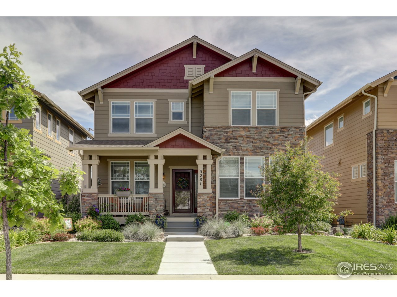 3281 Glacier Creek Dr, Fort Collins CO 80524