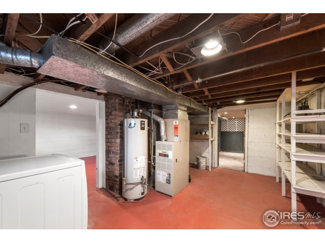 Basement with Laundry, Rec Room, Wine Storage