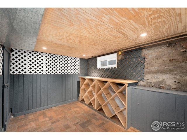 Built-in Wine Cellar