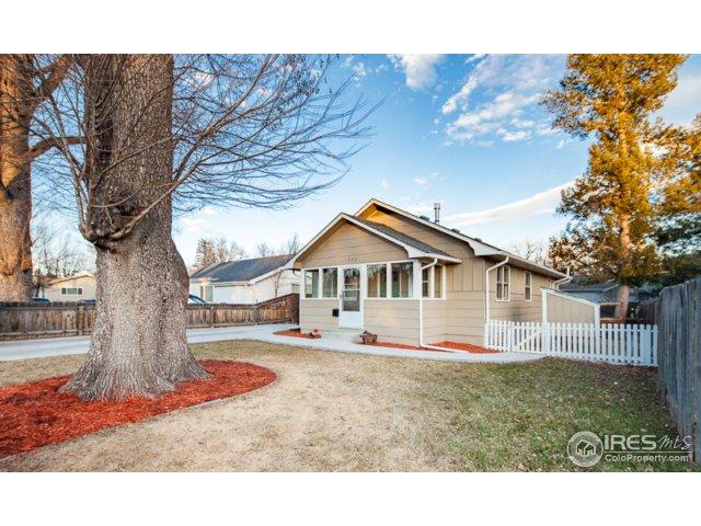 522 City Park Ave Fort Collins, CO 80521 - MLS #: 839416