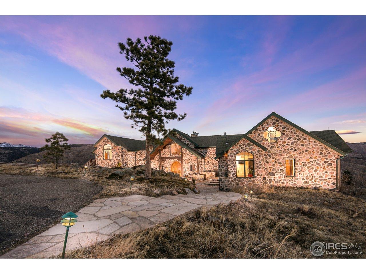 355 Mountain King Rd, Boulder CO 80302