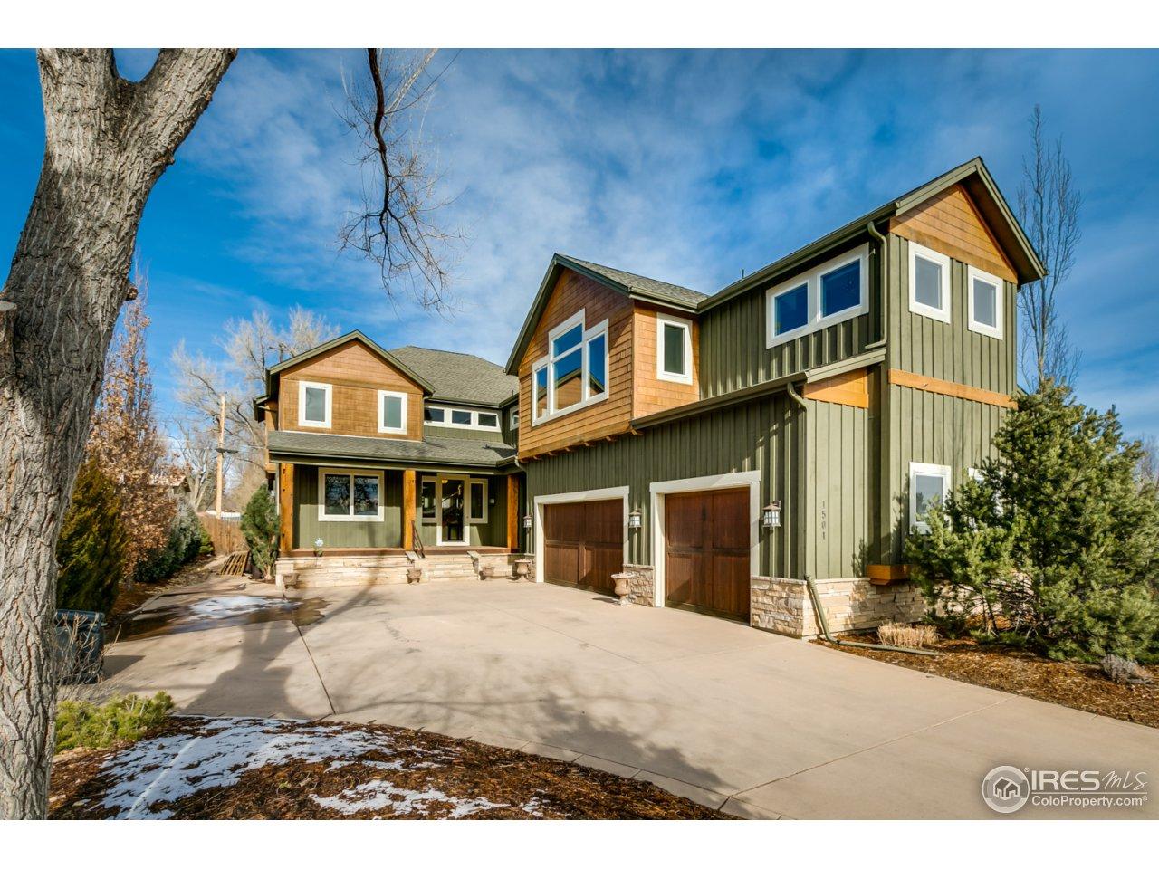 1501 Upland Ave, Boulder CO 80304