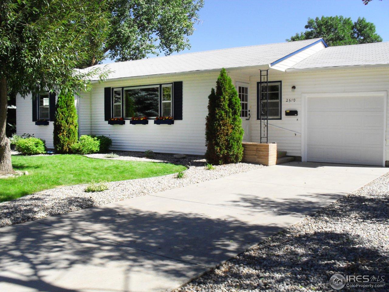 2510 Cedar Dr, Loveland CO 80538