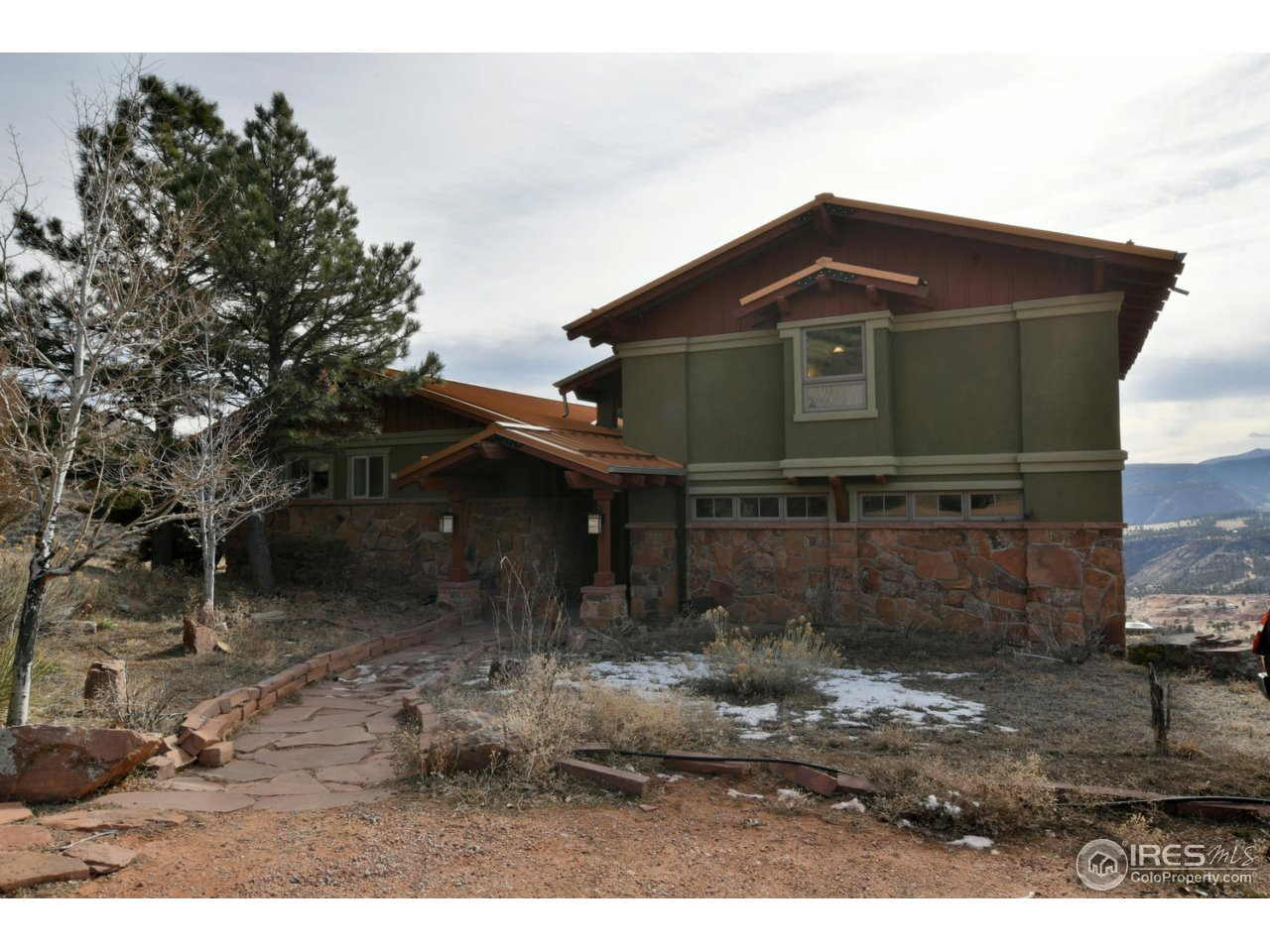 1262 Steamboat Valley Rd, Lyons CO 80540