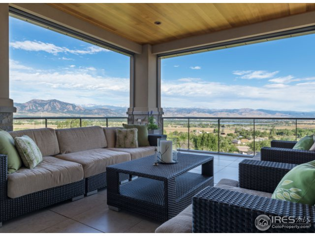 Unobstructed views of the Continental Divide.