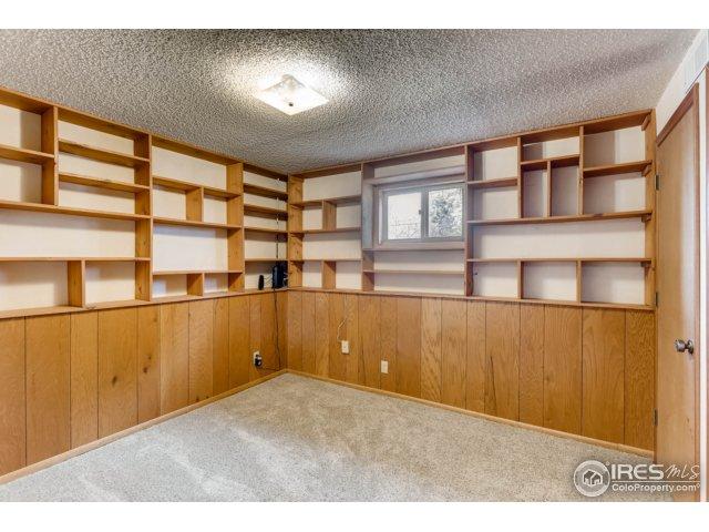 Lower Level Study/5th Bedroom