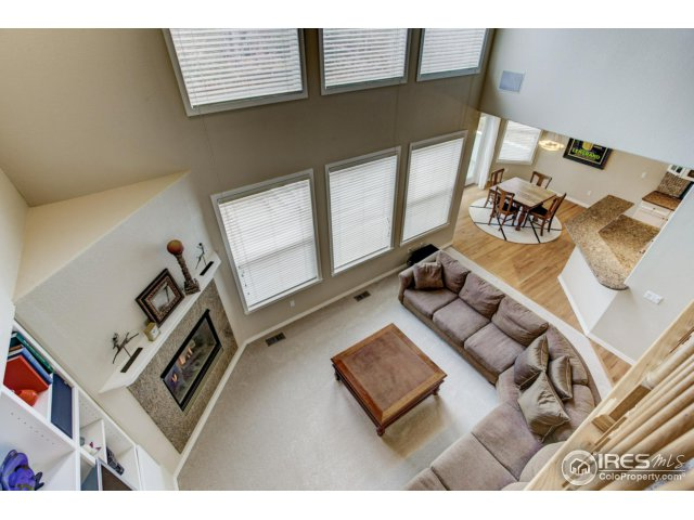 View to Family Room