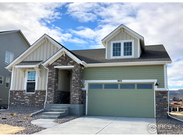 5043 Maxwell Ave Longmont, CO 80503 - MLS #: 818699
