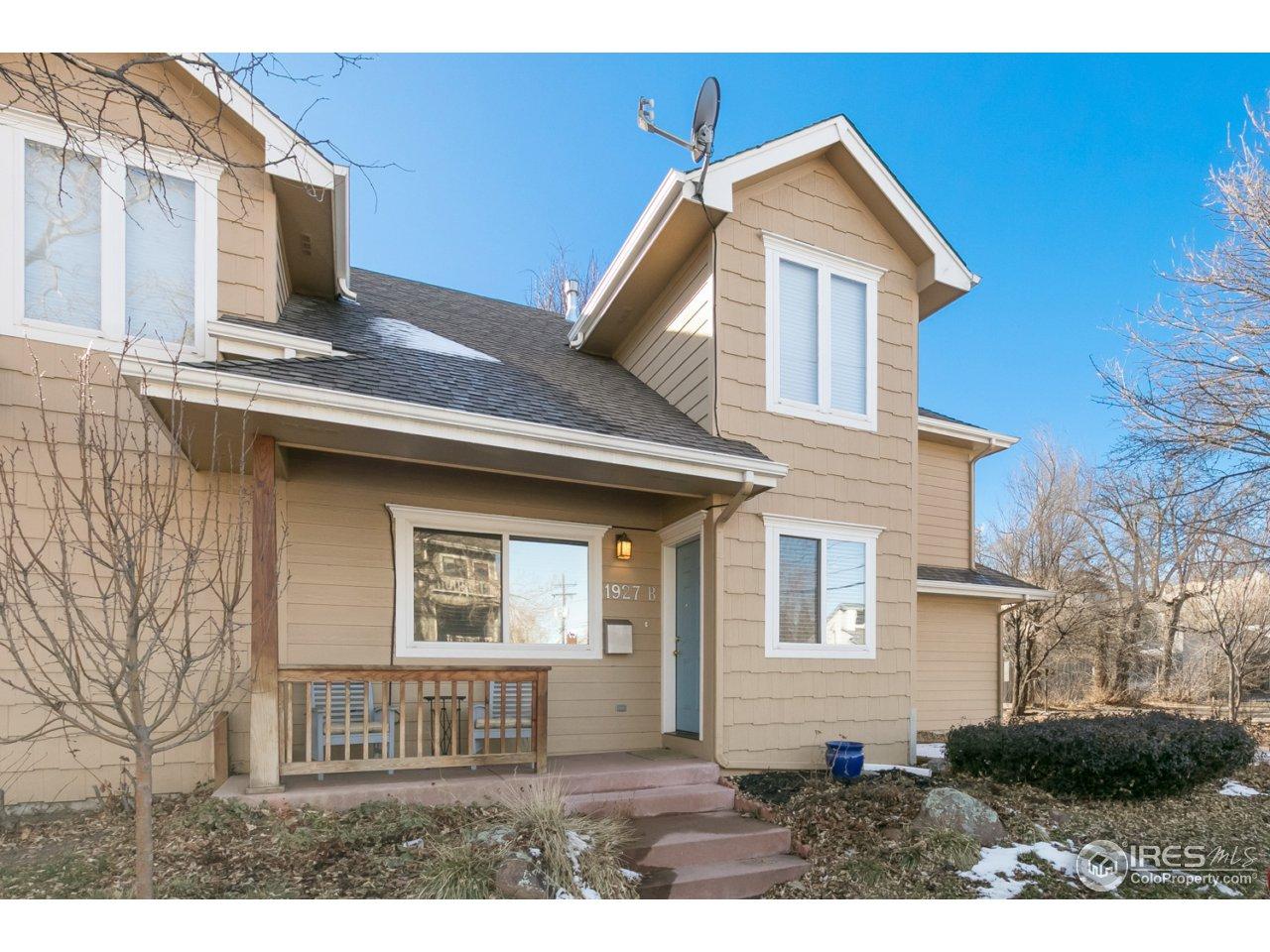 1927 23rd St B, Boulder CO 80302