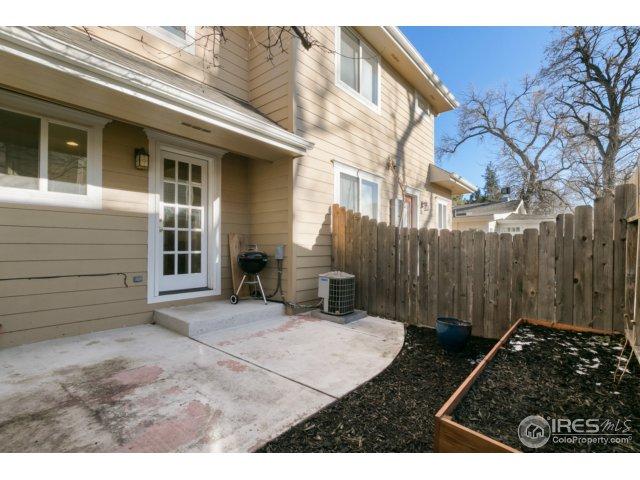1927 23rd St Unit B Boulder, CO 80302 - MLS #: 841666