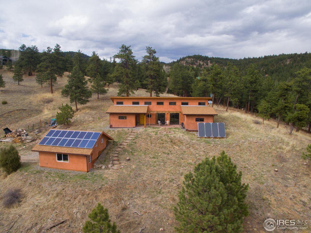 1111 Pika Rd, Boulder CO 80302