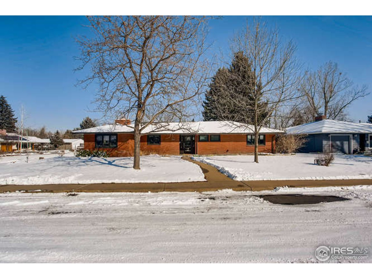600 Monte Vista Ave, Fort Collins CO 80521