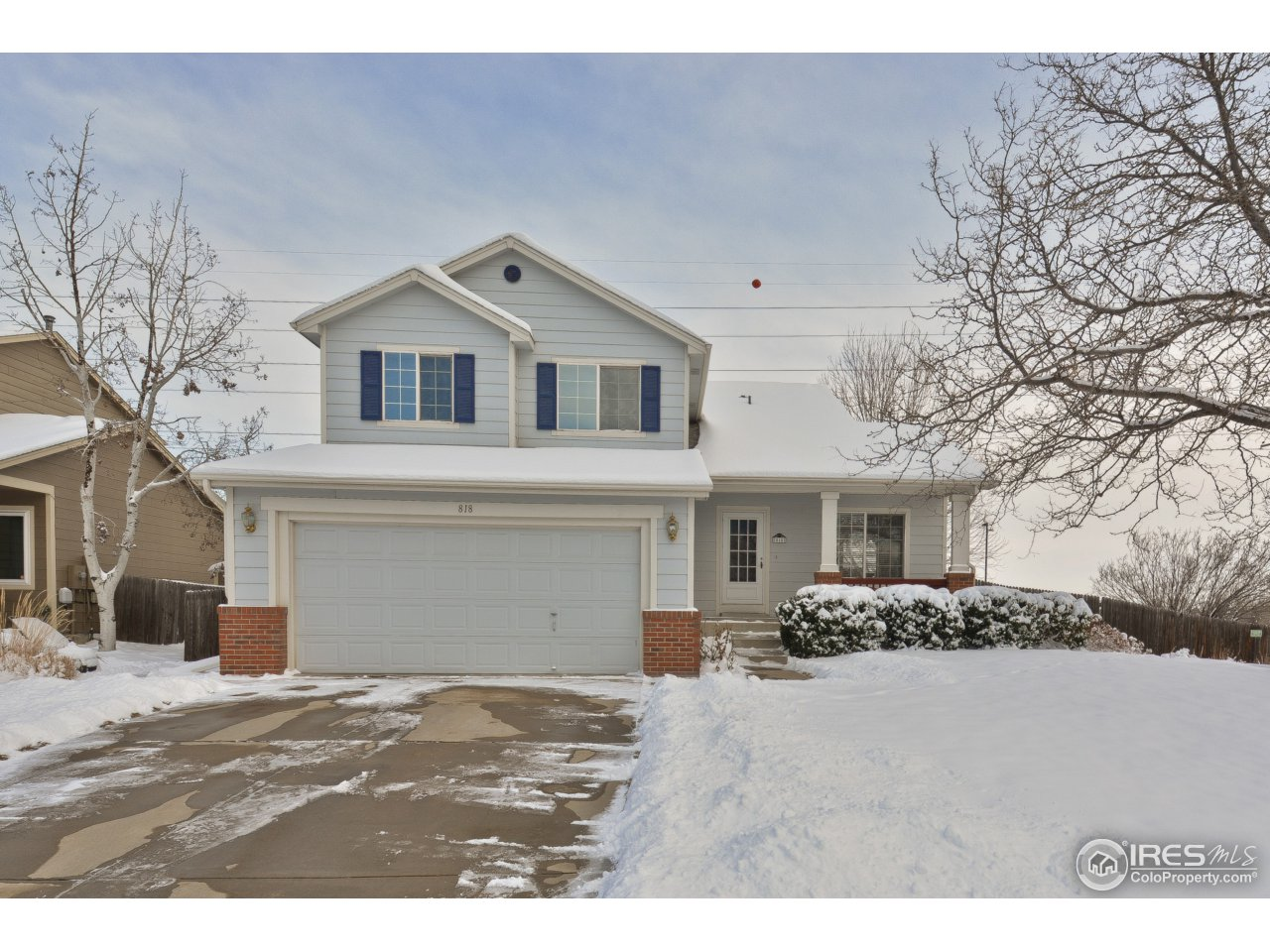 818 Bluegrass Dr, Longmont CO 80503