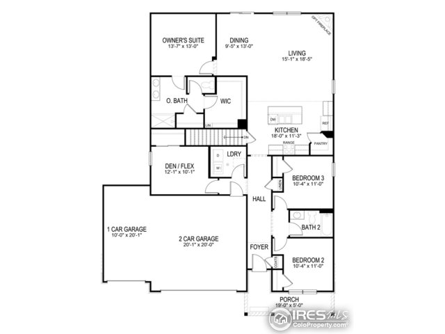 6769 Covenant Ct Timnath, CO 80547 - MLS #: 843523