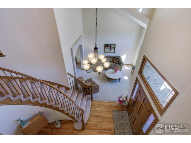 Entry Vaulted Ceilings