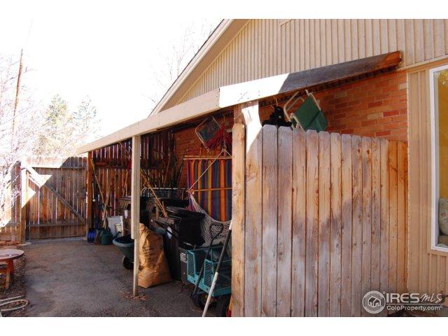 side shed storage