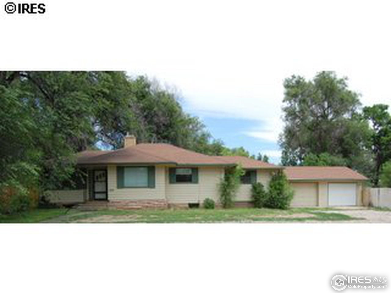 1512 W Prospect Rd, Fort Collins CO 80526