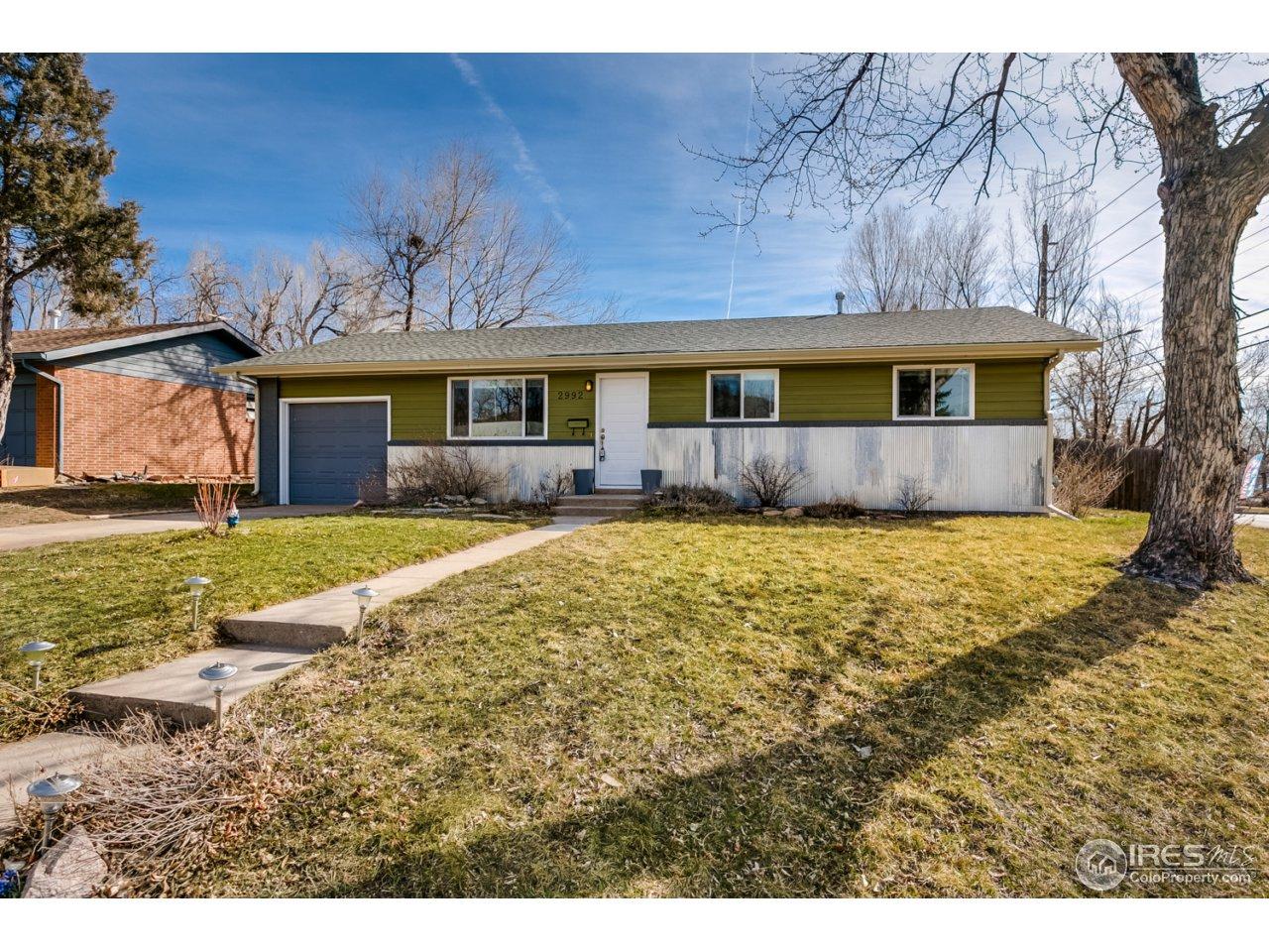 2992 24th St, Boulder CO 80304