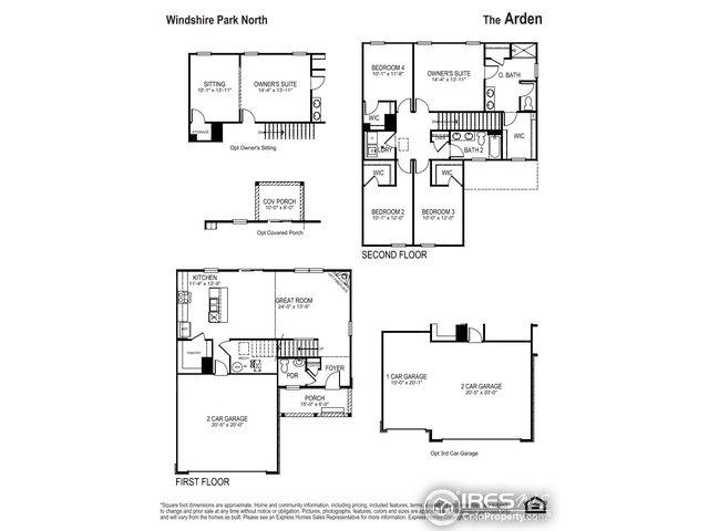 923 Birchdale Ct Windsor, CO 80550 - MLS #: 844818