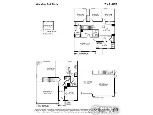 1582 Highfield Dr Windsor, CO 80550 - MLS #: 845156