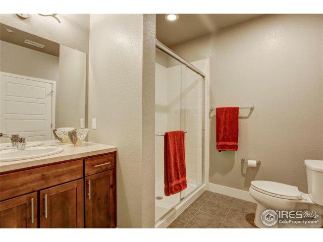Basement/lower level bath