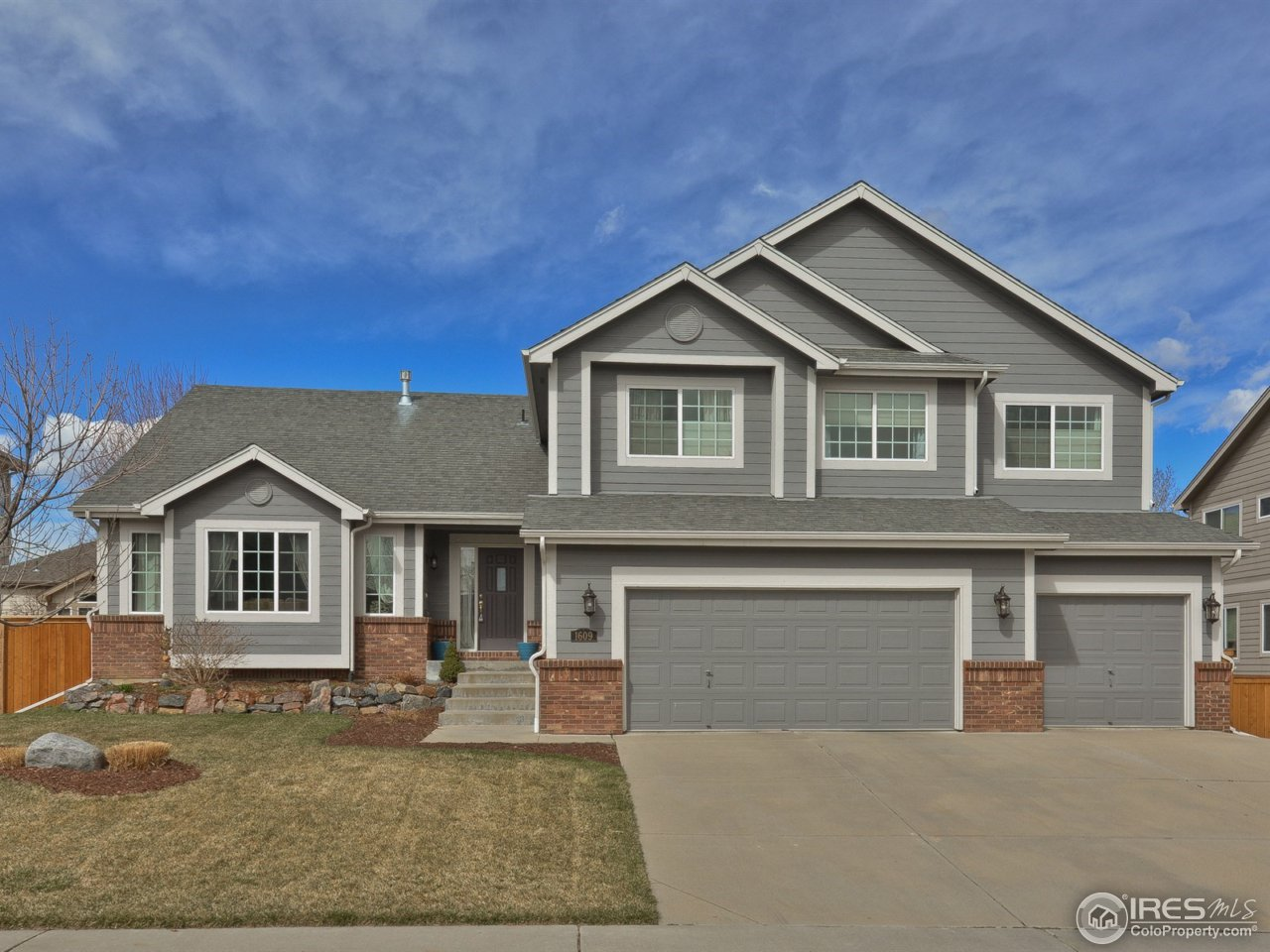 1609 Hallet Peak Dr, Longmont CO 80503