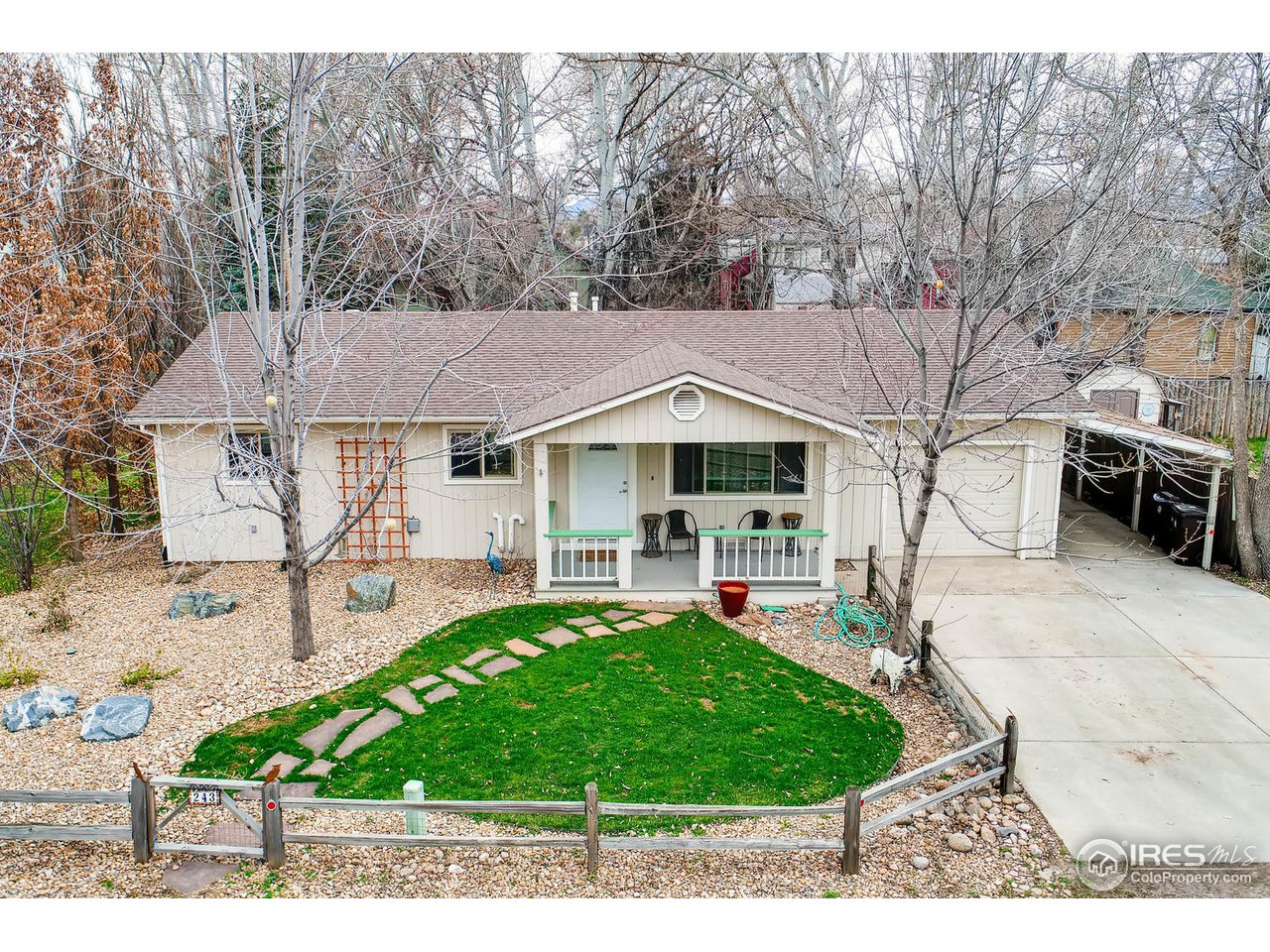 243 4TH AVE, NIWOT, CO 80504