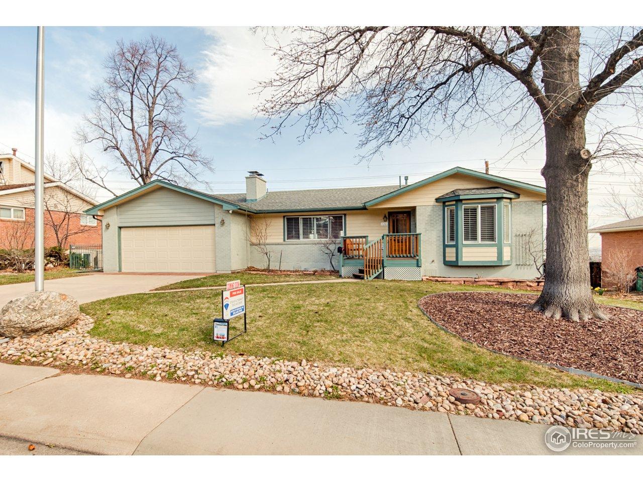 2295 Dartmouth Ave, Boulder CO 80305