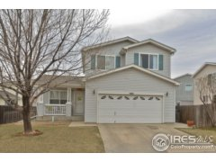 Front of home: 1361, Red Mountain, Longmont