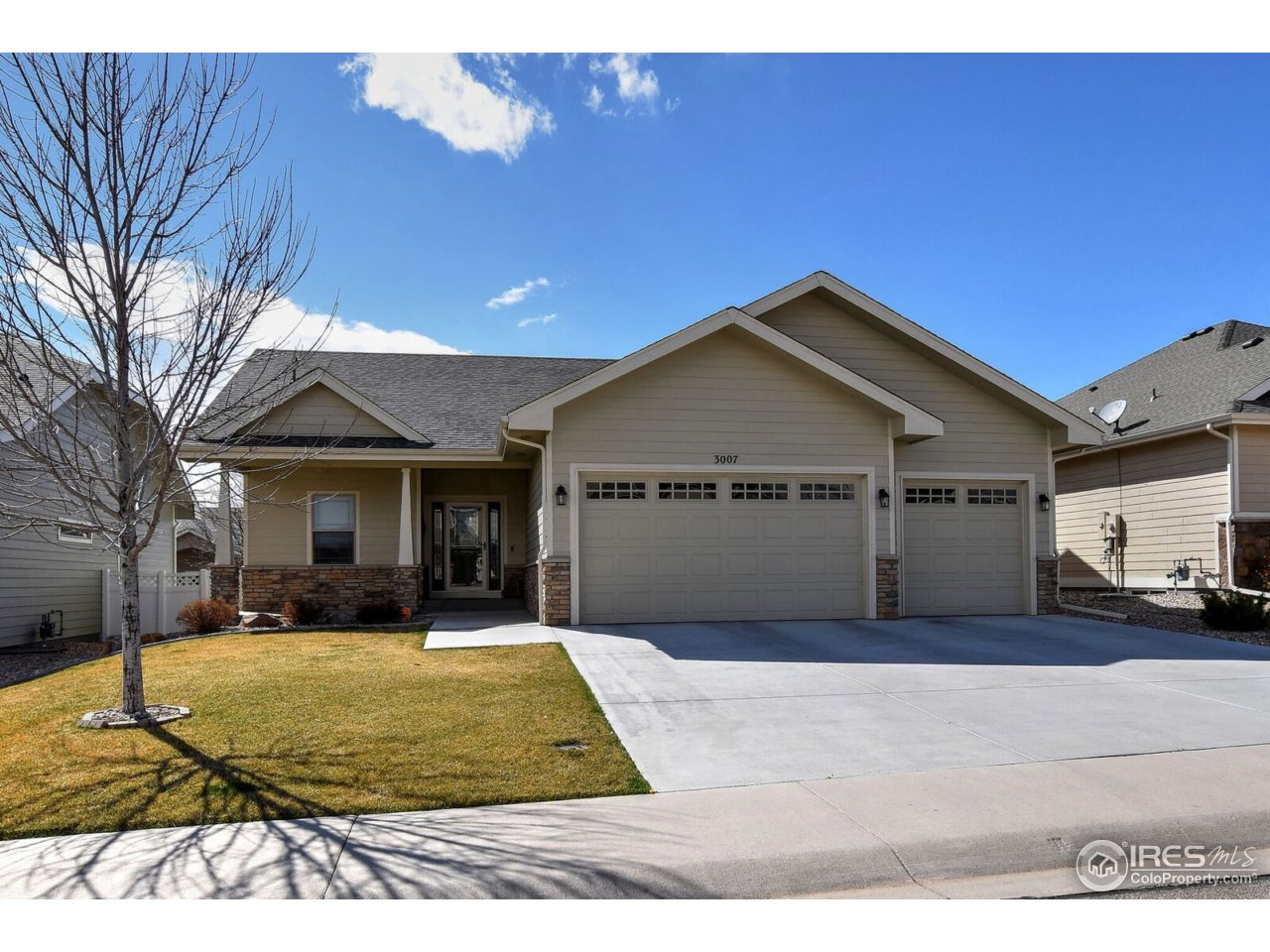 3007 68TH AVE, GREELEY, CO 80634