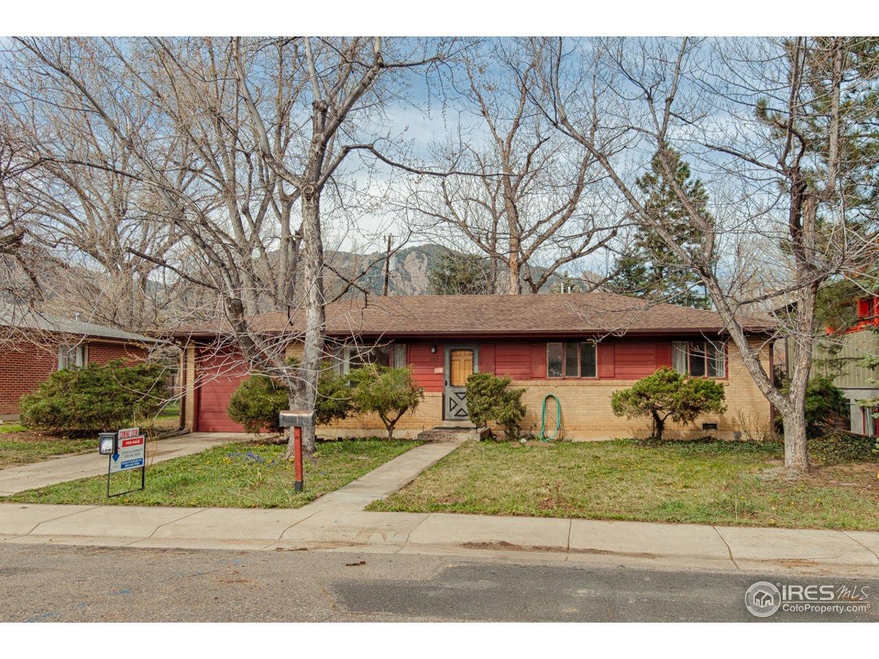 185 S 33rd St, Boulder CO 80305
