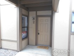 Front entry: 225, 8th, Longmont