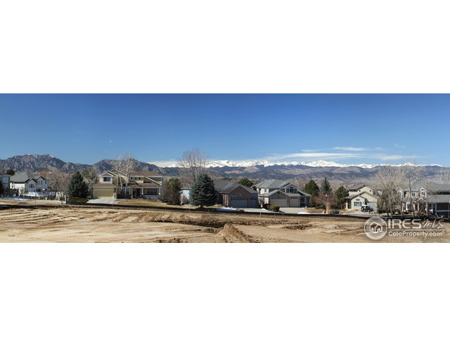 Back Range View From 2324 Glacier Ct.