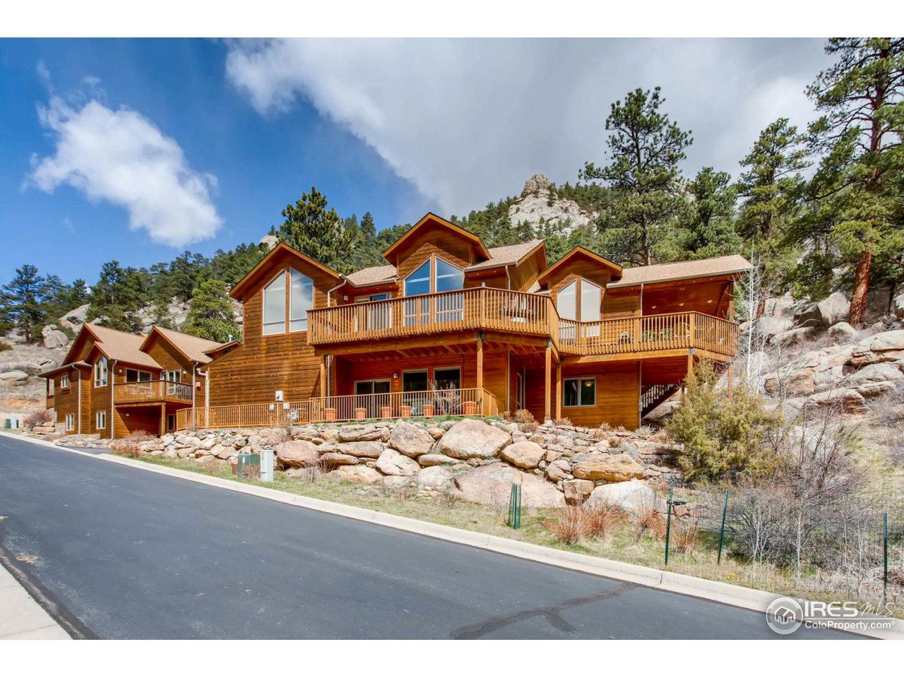 1411 Sierra Sage Ln, Estes Park CO 80517