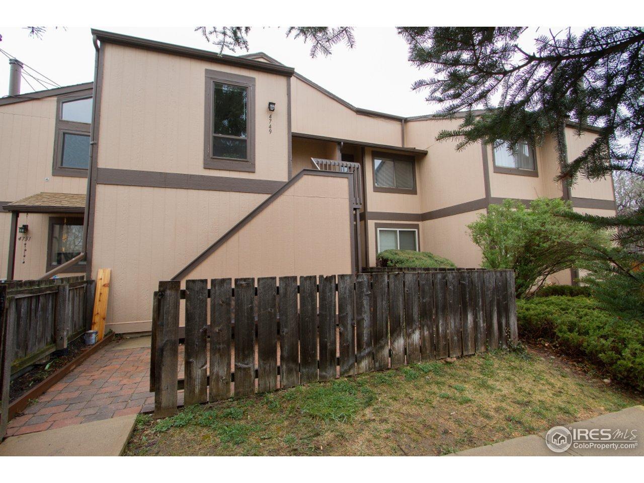 4749 Tantra Dr H7, Boulder CO 80305