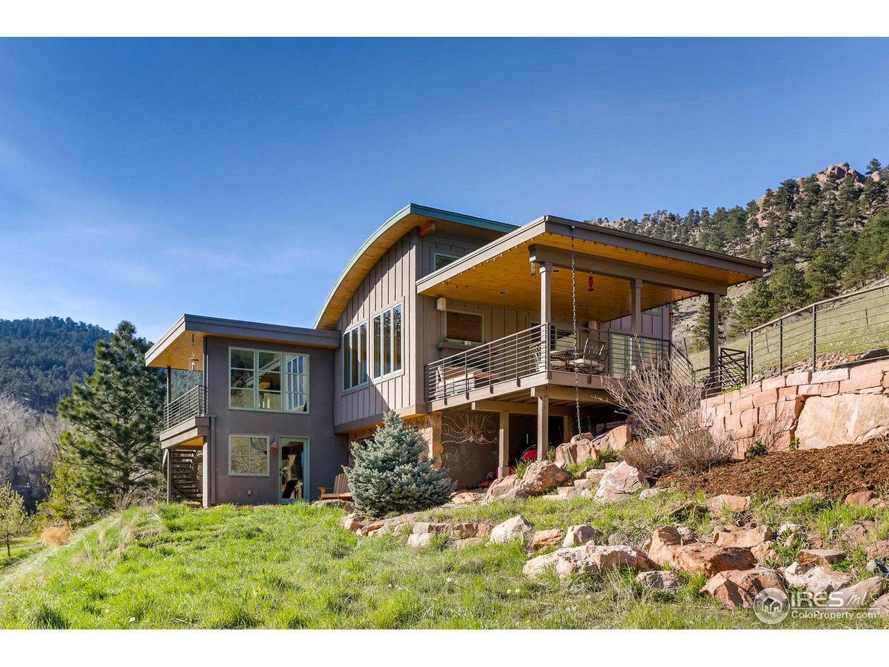 664 Sunshine Canyon Dr, Boulder CO 80302