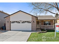 Welcome Home!: 2213, 24th, Longmont