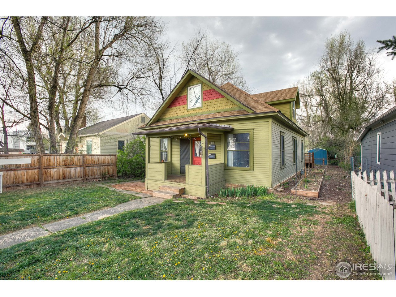 504 S Whitcomb St, Fort Collins CO 80521