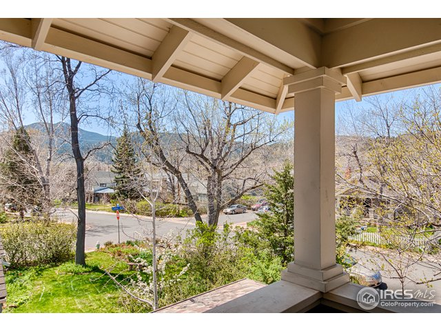 Master Bedroom Porch View
