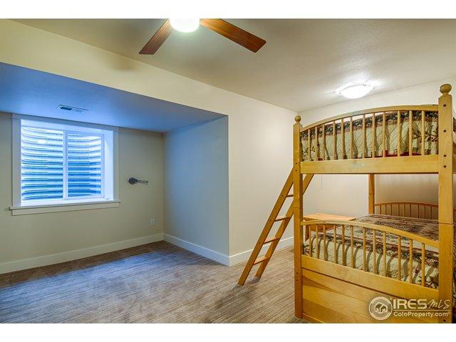 Basement Bedroom northeast