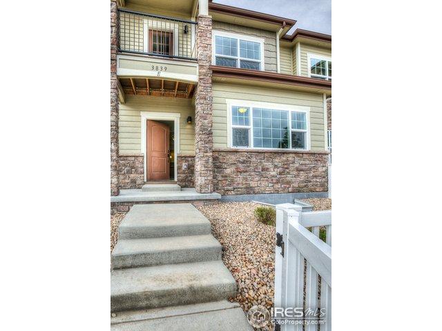 3903 Le Fever Dr Unit A Fort Collins, CO 80528 - MLS #: 848782