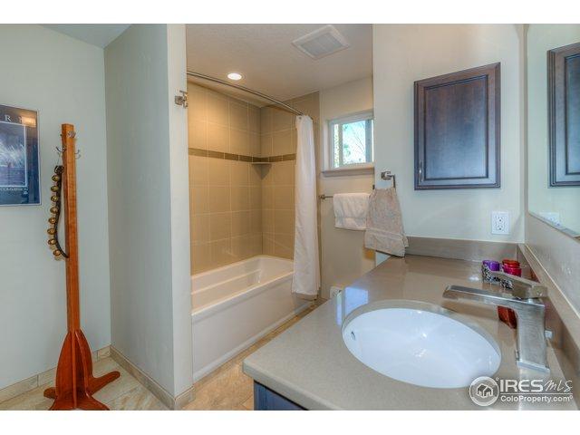 Main floor bedroom/office bathroom