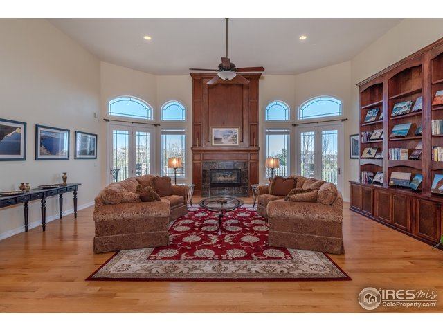 Impressive 2-Story Great Room