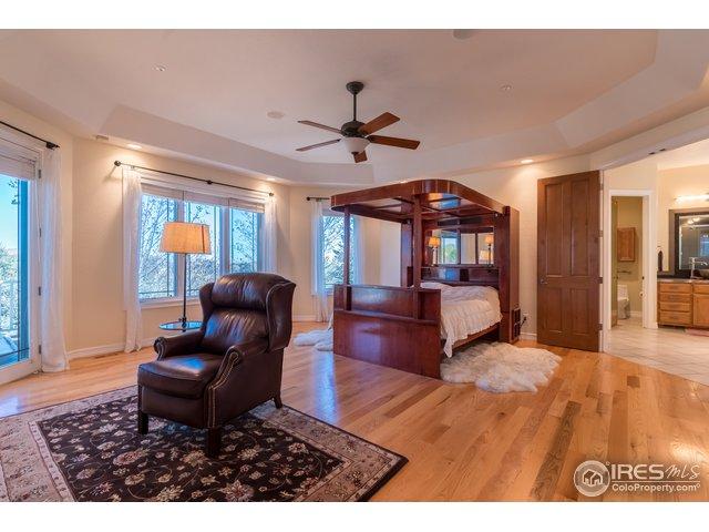 Spacious Main Floor Master Suite