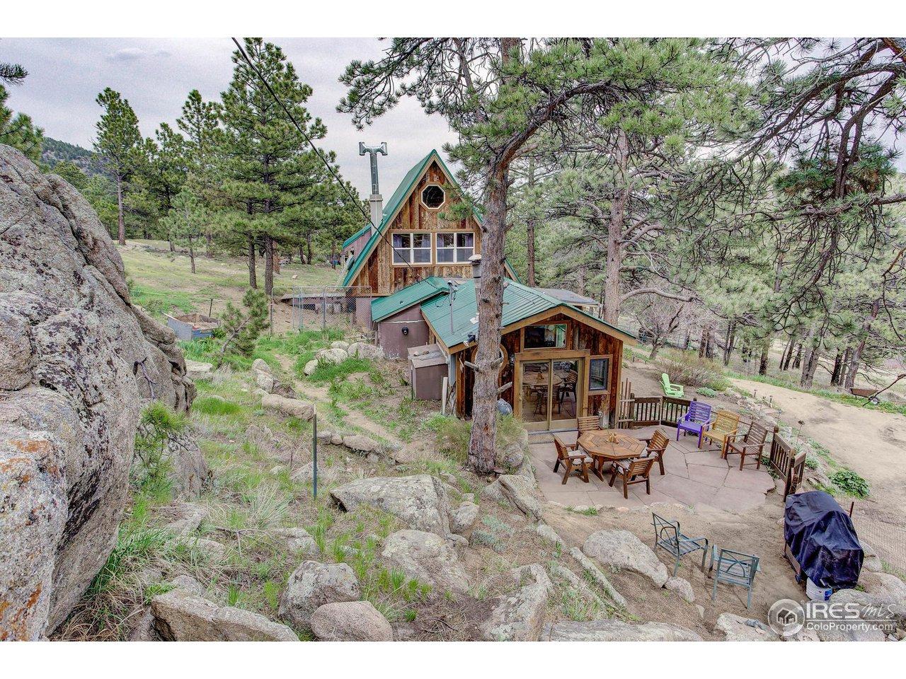 5218 Sunshine Canyon Dr, Boulder CO 80302