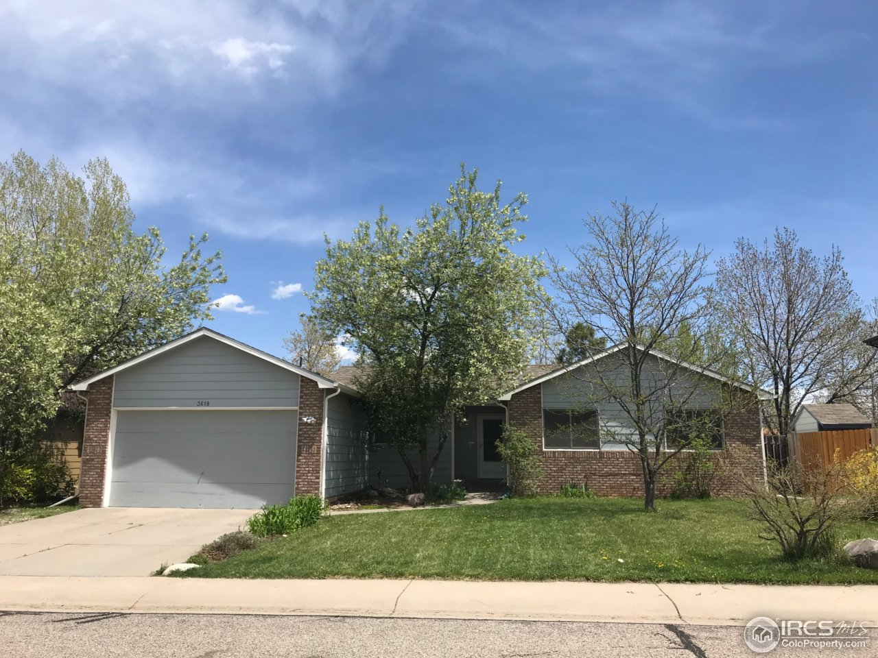 3618 Platte Dr, Fort Collins CO 80526