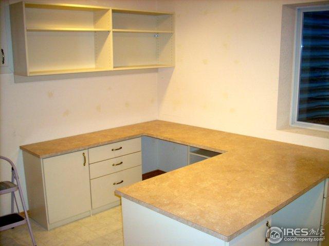 Basement office/bedroom