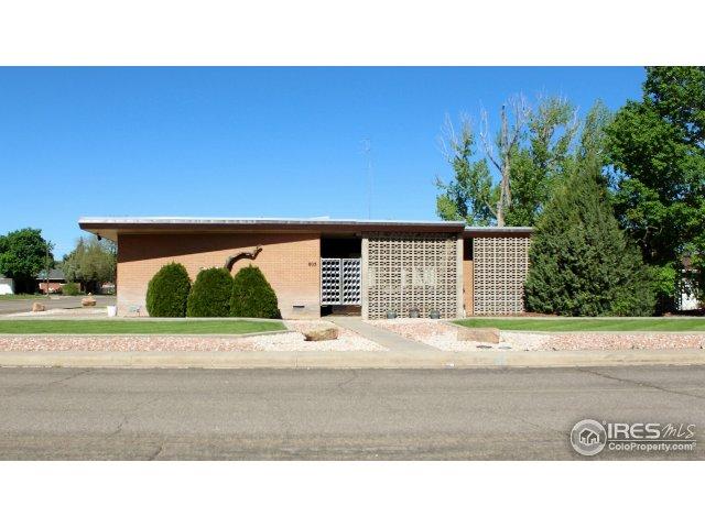 805 Park St Fort Morgan, CO 80701 - MLS #: 850378