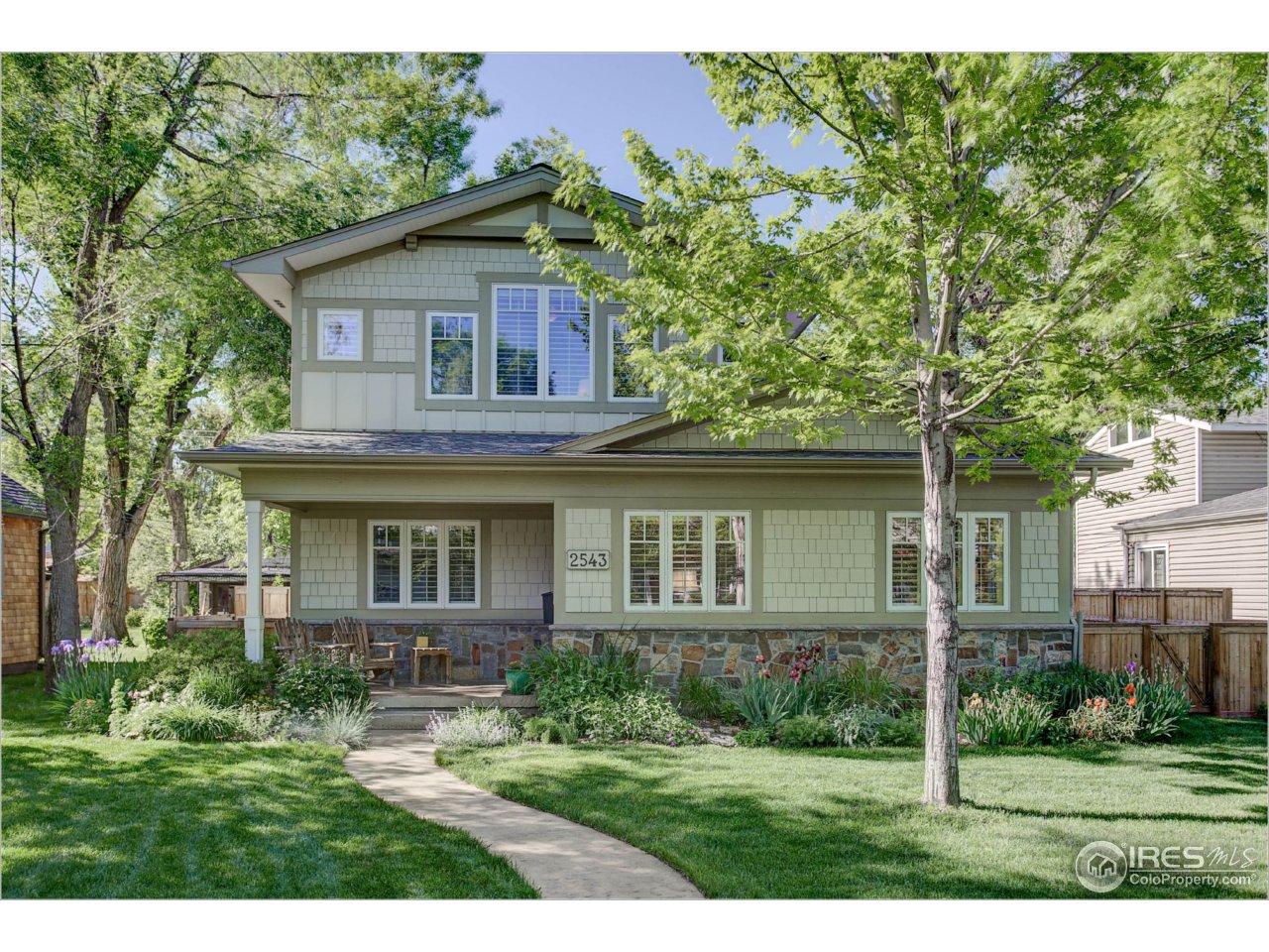 2543 Pine St, Boulder CO 80302